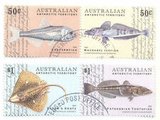 Fish Australian State & Territory Stamps