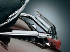 Kuryakyn 113 Laydown License Plate Holder Harley 97-08 FLH FLT Touring