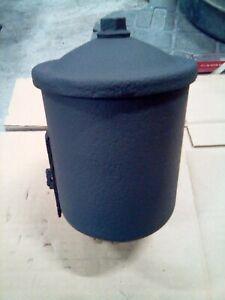 Vintage Fram Oil Filter Canister Chevy chrysler ford 6 cylinder