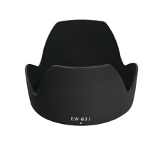 NEW Lens Hood EW-83J for Canon EF-S 17-55mm F2.8 ISU