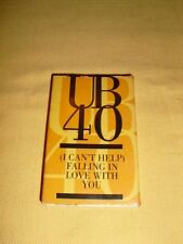 UB40 – (I Can't Help) Falling In Love With You  cassette audio single