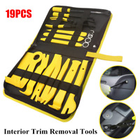 Car Trim Removal Tool Set Panel Removal Tools Kit Removal Installer & Repair Pry