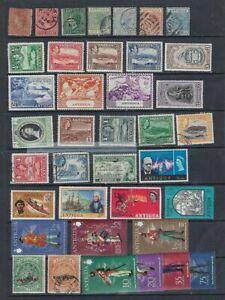 Antigua Lot, 1867 to 1975