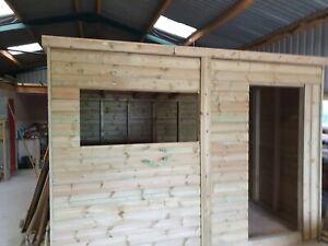 Garden shed 10 x 8