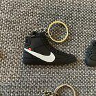 Air Jordan Retro 2D Sneaker Shoe Keychain 96 Different Colorways Yeezys & More For Sale