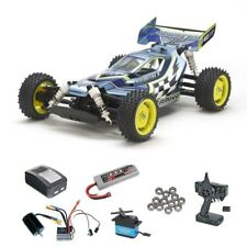 TAMIYA plasma EDGE II 1:10 4wd BUGGY BRUSHLESS-EDITION COMPLETO-SET - 58630 blset