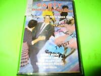 NEW FACTORY SEALED: PARTY DANCE FAVORITES THE PARTY DANCE BAND ~ CASSETTE TAPE