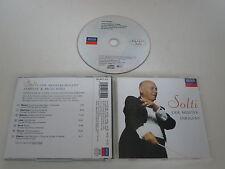 Solti/il Maestro Direttore d'Orchestra (Decca 436 650-2) CD Album