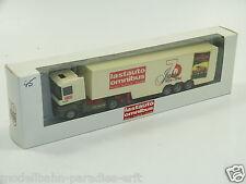 "Albedo 1:87 h0 renault camiones semirremolque ""Last auto omnibus 70 años"" embalaje original (e1007)"
