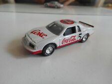 Edocar Stock Car Coca Cola in White/Red