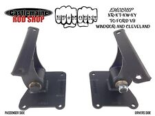 EM019HP - XR, XT, XW, XY FORD FALCON V8 ENGINE MOUNTS SUIT WINDSOR & CLEVELAND