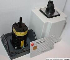 Sterndreieckschalter bis 20 Ampere neu  400 Volt Drehzahlregler Schalter