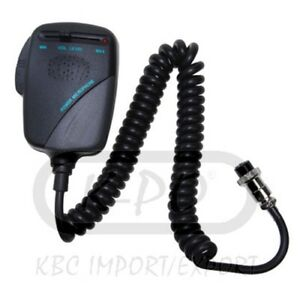 kpo NM-532 Power Mic amplified hand mic for CB & Amateur Radio NM532