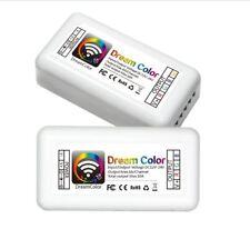 LED RGB Controller DC 12V 24V 10A WIFI Android IOS APP für Streifen Stripe Band
