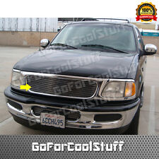 FOR FORD F-150 PICKUP/LIGHT F-250 1997 1998 BILLET GRILLE INSERT Cut out