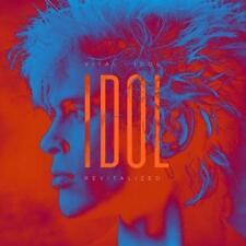 Billy Idol - Vital Idol: Revitalized - New CD Album - Pre Order 28/09/2018