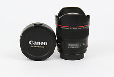 Canon 14mm 14 mm f/2.8L f2.8 f/2.8 L USM II Lens