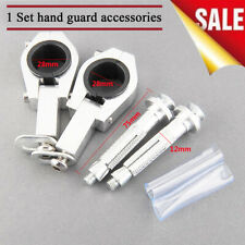 Full set of 28MM Motorcycle Handguard Accessories Expansion Screw+Securing Clip