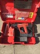Hilti DX A40 Powder Acuated Concrete Nail Gun nailer