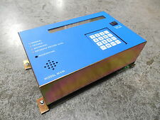 USED EST Model MVM Multiple Voice Message Module 240359 Rev. D
