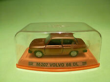 PILEN M-207 VOLVO 66 DL - COPPER - RARE SELTEN - IN NEAR MINT CONDITION IN BOX