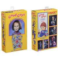 """Chucky Doll Ultimate Action Figure Good Guy Toys Child's Play 6"""" 1:12 Scale"""
