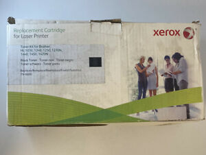 Xerox 003R99700 compatible Toner black, 6K pages @ 5% coverage (replaces Brother