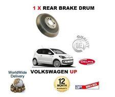 FOR VOLKSWAGEN VW UP 1.0 2012-> NEW REAR BRAKE DRUM LEFT / RIGHT 1S0609617