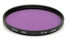 Hoya HMC 77mm FL-W Multi-Coated Fluorescent Lighting Glass Filter (A-77FLW)