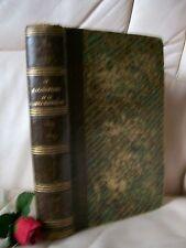 LOUBET JEAN BAPTISTE : LE MAGNETISME ET SOMNAMBULISME 1844 ( EDITION ORIGINALE