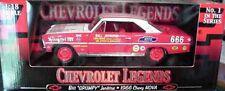 1966 Chevy Nova Bill Grumpy Jenkins #1 Release 1:18 Ertl American Muscle 29264
