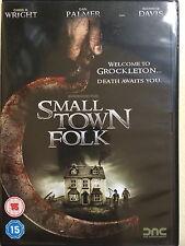 Dan Palmer Warwick Davis SMALL TOWN FOLK ~ 2007 British Cult Horror UK DVD