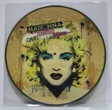 "MADONNA -David Guetta ""Revolver"" -MIX PICTURE DISC Remix - Mint Sealed"