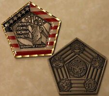 Defenders of Freedom Military Challenge Coin    S