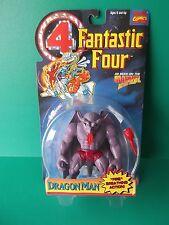 "MARVEL COMICS FANTASTIC FOUR ""DRAGON MAN"" 5""IN FIGURE  1995 TOY BIZ"
