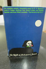 The Riddle of Shakespeare's Sonnets - Basic Books - Stated First Edition