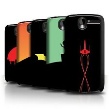 STUFF4 Back Case/Cover/Skin for HTC Desire G7/Minimalist Movie Art
