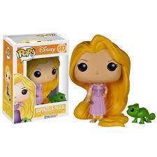 Tangled POP Rapunzel And Pascal Vinyl Figures NEW Toys Funko Princess