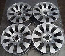 4 BMW Styling 91 Alufelgen Felgen 8J x 18 ET24 BMW 7er E65 E66 6753237 DEMO TOP