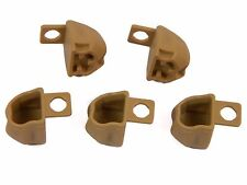 LEGO Backpack Open Bag x5 Bucket Sack Dark Tan accessory for minifigures