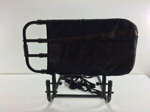 Stander EZ Adjust and Pivoting Adult Home Bed Rails Pflegebett(M4771)