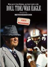 Roll Tide / War Eagle [New DVD]