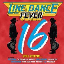 Line Dance Fever Volume 16 [CD]