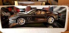 1/18 Burago Ferrari Maranello Black
