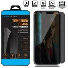 For iPhone XS Max/XR/XS HD Privacy Anti-Spy Tempered Glass Screen Protector Film