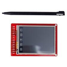 "2,2""TFT LCD Berühren Bildschirm Tafel+Berühren Stift Zum Arduino Touch Screen GE"