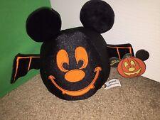 NWT Disney Mickey Mouse 'Trick or Treat' Vampire Bat Plush - Halloween