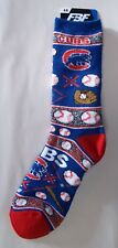 Chicago Cubs Socks Large Size 10  to 13 Super Fan