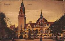 Duisburg Rathaus Town Hall Statue Promenade