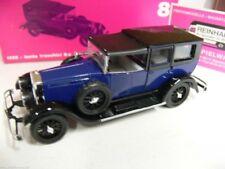 1/43 río 8 1926 Isotta Fraschini 8a azul oscuro/negro